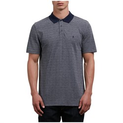Volcom Wowzer Plaid Polo Shirt