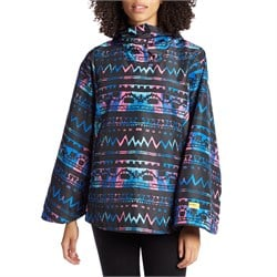 Herschel Supply Co. Poncho Windbreaker - Women's