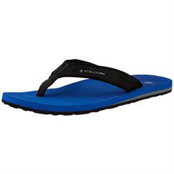 Volcom Driftin Leather Sandals