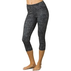 Prana Pillar Printed Capri Leggings - Women's