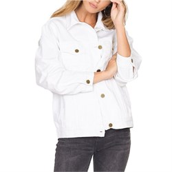 Amuse Society Blue Eyes Jacket - Women's