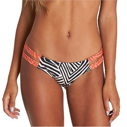 Billabong Sun Tribe Isla Reversible Bikini Bottoms - Women's