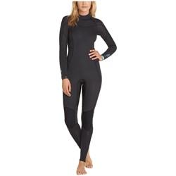 Billabong 4/3 Synergy GBS Back Zip Wetsuit - Women's