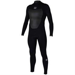 Billabong 4/3 Absolute-X Back Zip Wetsuit
