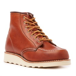Red Wing 6-Inch Classic Moc Boots - Women's
