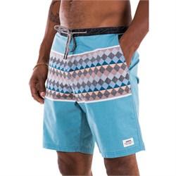 Katin Patchwork Shorts
