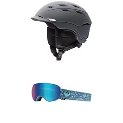 Smith Variance MIPS Helmet + Dragon X2s Goggles