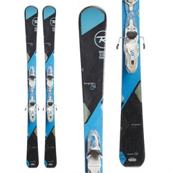 Rossignol Temptation 84 Skis ​+ Look Xpress 11 W Demo Bindings - Women's  - Used