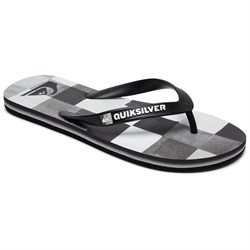 Quiksilver Molokai Resin Check Sandals