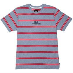 Huf Golden Gate Stripe T Shirt 31 99