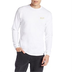 HUF Classic H Glitter Long-Sleeve T-Shirt