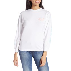 Dark Seas Bottoms Up Long-Sleeve T-Shirt - Women's