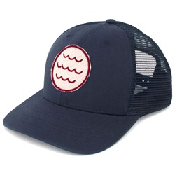 Mollusk Wave Patch Trucker Hat
