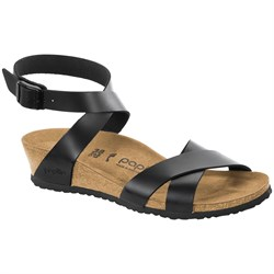 Birkenstock Lola Leather Sandals - Women's