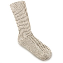 Birkenstock Cotton Slub Socks - Women's