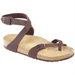 Birkenstock Yara Birkibuc Sandals - Women's