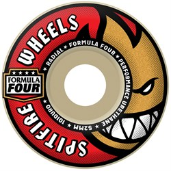 Spitfire Formula Four 101D Radial Skateboard Wheels