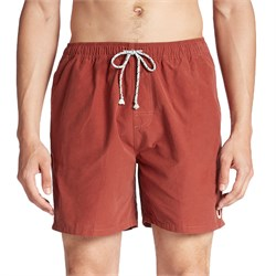 Mollusk Vacation Swim Trunks