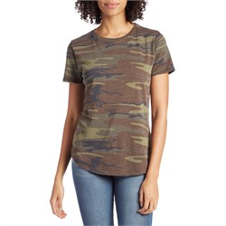 Z Supply The Ultimate Camo Crew T-Shirt - Women's