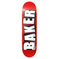 Baker Brand Logo White 8.0 Skateboard Deck