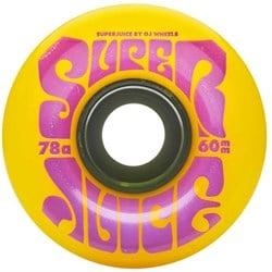 OJ Super Juice 78a Skateboard Wheels