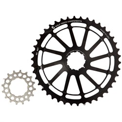 Wolf Tooth Components GC 42 ​+ 16t Cog Bundle for Shimano 11-36t 10-Speed Cassettes