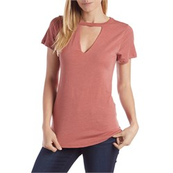Z Supply The Cut-Out T-Shirt - Women's