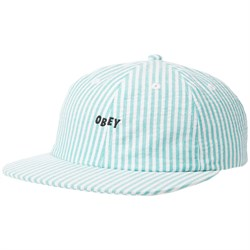 Obey Clothing Cypress 6 Panel Hat