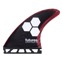 Futures AM1 Medium Control Tri Fin Set