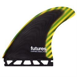 Futures Pyzel Large Control Tri Fin Set
