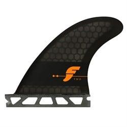 Futures F2 Small Honeycomb Tri Fin Set