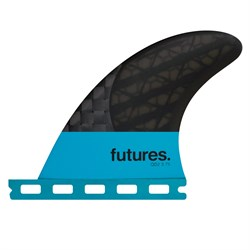 Futures QD2 3.75 Blackstix 3.0 Quad Rear Fin Set