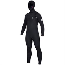 Rip Curl 5​/4 Dawn Patrol Hooded Chest Zip Wetsuit