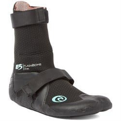 Rip Curl 3mm Flashbomb Hidden Split Toe Boots - Women's