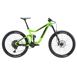 Giant Reign Advanced 1 Complete Mountain Bike 2018