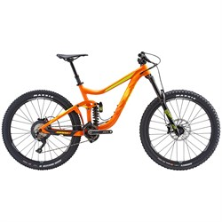 Giant Reign SX Complete Mountain Bike 2018