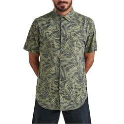 Roark Bless Up Woven Short-Sleeve Shirt