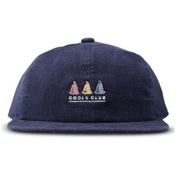 Barney Cools Cools Club Shallow 6-Panel Hat