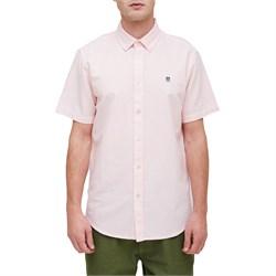 Obey Clothing Eighty Nine Stripes Short-Sleeve Shirt