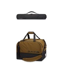 Dakine Tram Ski Bag + Dakine Boot Locker Bag 69L