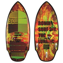 Ronix Lunatic Technora Wakesurf Board