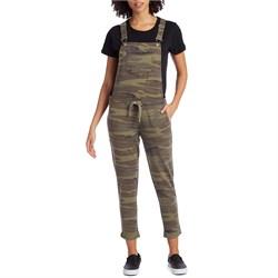 Z Supply The Camo Overalls - Women's