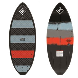 Byerly Wakeboards Action Wakesurf Board