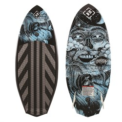 Byerly Wakeboards Speedster Wakesurf Board