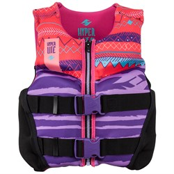 Hyperlite Youth Indy Neo CGA Wakeboard Vest - Girls' 2019