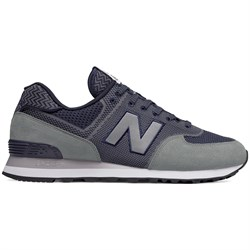 New Balance 574 Engineered Mesh Shoes