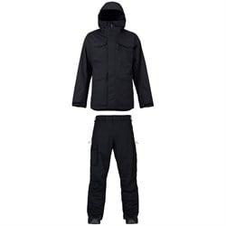Burton Covert Jacket + Pants
