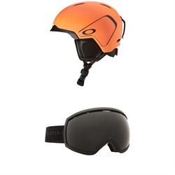Oakley MOD 3 Helmet + Electric EG2 Goggles