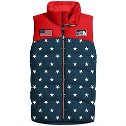 1e1d2ed51184 The North Face IC Nuptse Vest - Big Girls