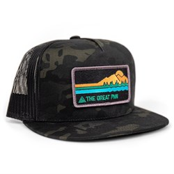 The Great PNW Freestone Snapback Hat